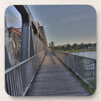 Puente de Bratislava Posavasos De Bebida