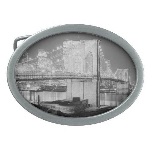 Puente de Brooklyn, 1982 Hebilla Cinturon