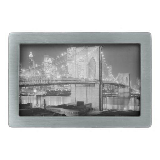 Puente de Brooklyn, 1982 Hebillas De Cinturón