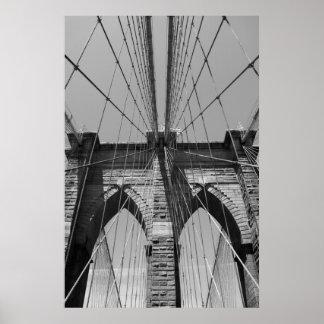 Puente de Brooklyn 2009-06-01-139-A Póster