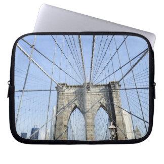 Puente de Brooklyn 2 Funda Computadora