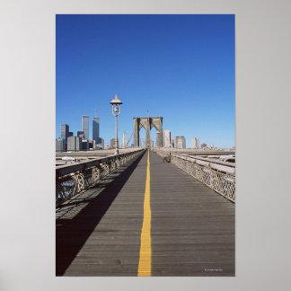 Puente de Brooklyn 2 Póster