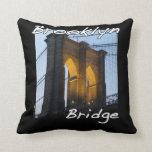 Puente de Brooklyn Almohadas