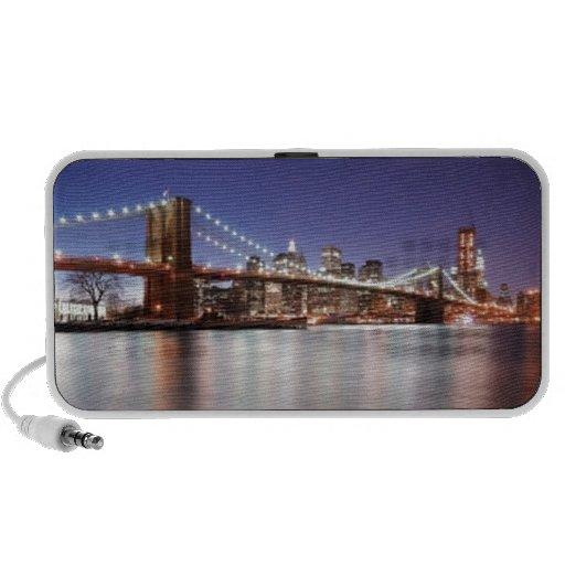 Puente de Brooklyn Altavoz De Viajar