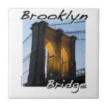 Puente de Brooklyn Azulejos