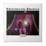 Puente de Brooklyn Azulejos Ceramicos