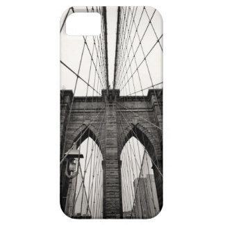 Puente de Brooklyn B&W iPhone 5 Case-Mate Protector