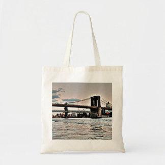 Puente de Brooklyn Bolsa De Mano