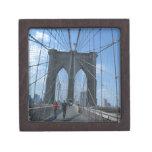 puente de Brooklyn Cajas De Regalo De Calidad