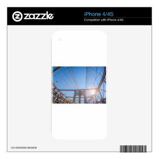 Puente de Brooklyn Calcomanía Para iPhone 4