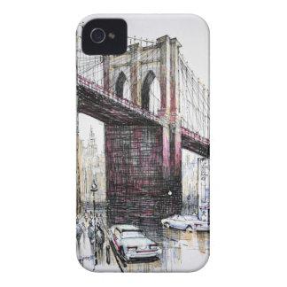 Puente de Brooklyn, casamata del iPhone 4/4S de iPhone 4 Coberturas