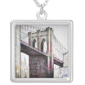 Puente de Brooklyn, collar de los E.E.U.U.
