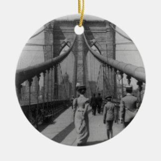 Puente de Brooklyn Adorno De Reyes