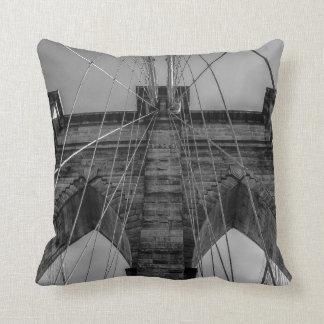 Puente de Brooklyn en New York City Almohada