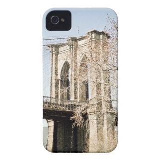 Puente de Brooklyn Case-Mate iPhone 4 Fundas