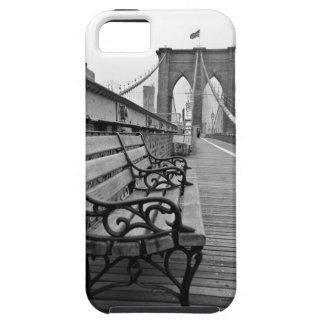 Puente de Brooklyn iPhone 5 Cárcasas