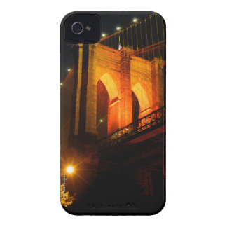 Puente de Brooklyn iPhone 4 Carcasas