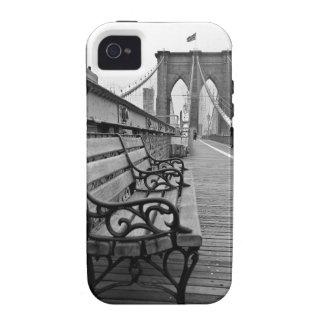 Puente de Brooklyn Vibe iPhone 4 Carcasas