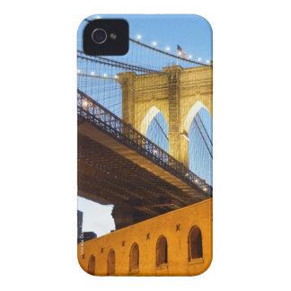 Puente de Brooklyn iPhone 4 Fundas
