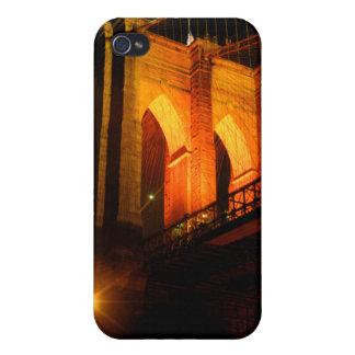 Puente de Brooklyn iPhone 4/4S Fundas