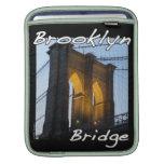 Puente de Brooklyn Funda Para iPads