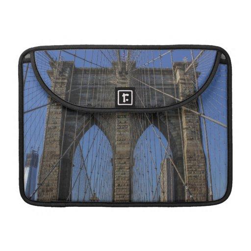 Puente de Brooklyn Fundas Para Macbooks