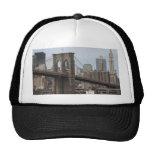 Puente de Brooklyn Gorros Bordados