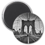 Puente de Brooklyn Iman Para Frigorífico