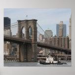 Puente de Brooklyn Impresiones