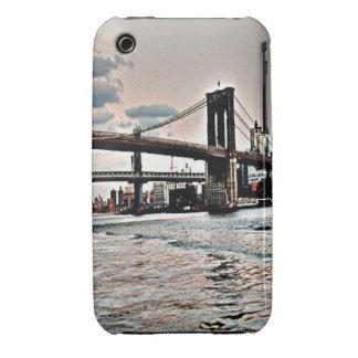Puente de Brooklyn iPhone 3 Case-Mate Funda