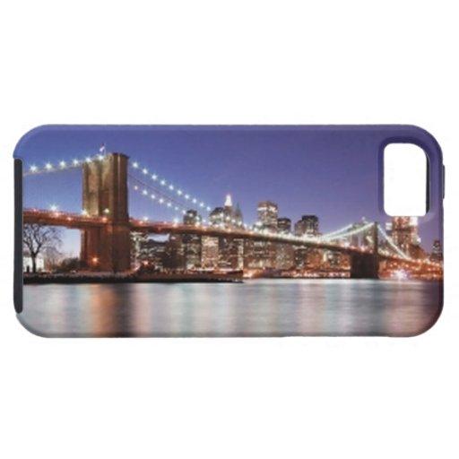 Puente de Brooklyn iPhone 5 Protector