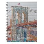 Puente de Brooklyn Libros De Apuntes