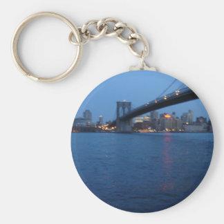 Puente de Brooklyn Llavero