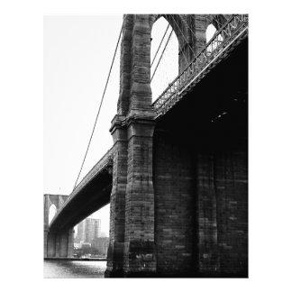 Puente de Brooklyn Membrete