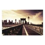 Puente de Brooklyn - New York City Fotografías
