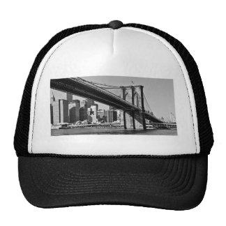 Puente de Brooklyn New York City Gorras