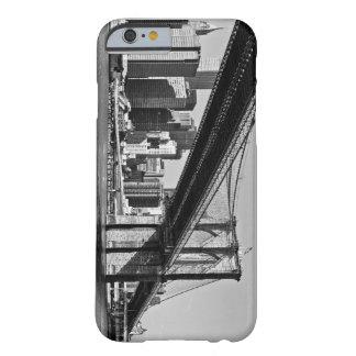 Puente de Brooklyn - Nueva York - caso del iPhone Funda Para iPhone 6 Barely There
