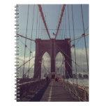 Puente de Brooklyn, Nueva York Cuaderno