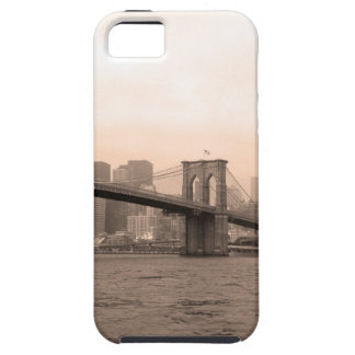 Puente de Brooklyn Nueva York iPhone 5 Carcasas