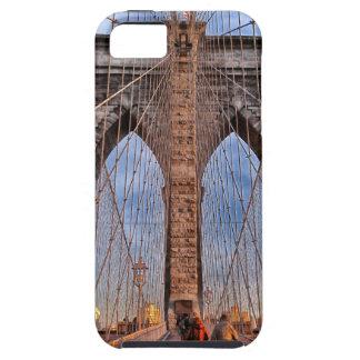 Puente de Brooklyn Nueva York los E.E.U.U. iPhone 5 Carcasas