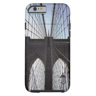 Puente de Brooklyn, Nueva York, NY, los E.E.U.U. 2 Funda De iPhone 6 Tough