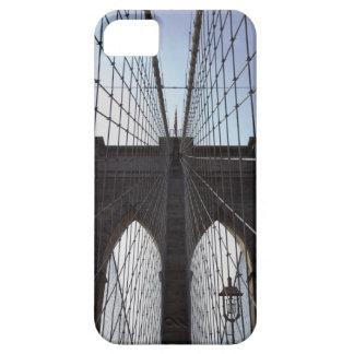 Puente de Brooklyn, Nueva York, NY, los E.E.U.U. 2 iPhone 5 Funda