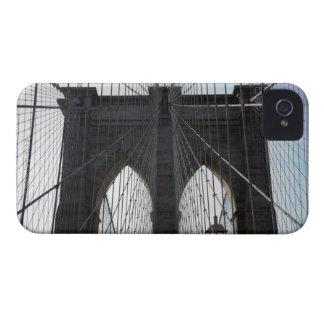 Puente de Brooklyn, Nueva York, NY los E.E.U.U. iPhone 4 Protector