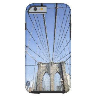 Puente de Brooklyn, Nueva York, NY, los E.E.U.U. Funda De iPhone 6 Tough