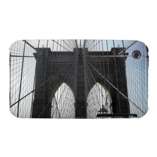 Puente de Brooklyn, Nueva York, NY los E.E.U.U. Funda Bareyly There Para iPhone 3 De Case-Mate