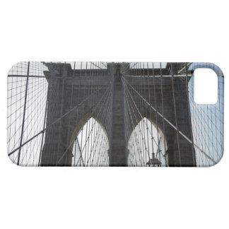 Puente de Brooklyn, Nueva York, NY los E.E.U.U. Funda Para iPhone 5 Barely There