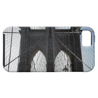 Puente de Brooklyn, Nueva York, NY los E.E.U.U. iPhone 5 Funda