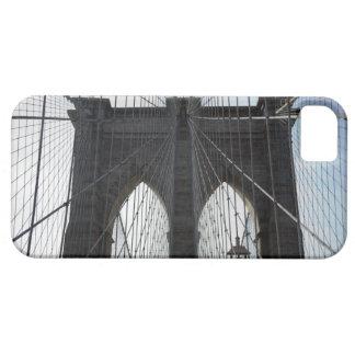 Puente de Brooklyn, Nueva York, NY los E.E.U.U. iPhone 5 Fundas