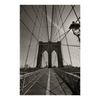 puente de Brooklyn Nueva York Impresiones