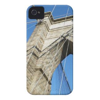 Puente de Brooklyn NY Case-Mate iPhone 4 Protectores
